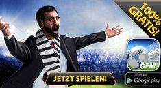 GOAL Fußball Manager 15: Mit Taktik zum Titel in der Online-Liga