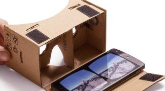 Google Cardboard: Die Virtual Reality Brille aus Pappe