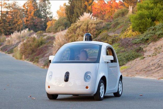 Self-Driving-Car: Googles selbstfahrendes Auto ist fertig für die Straße