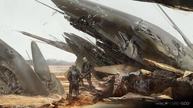 Grey Goo: Die Story des StarCraft-Konkurrenten im Trailer