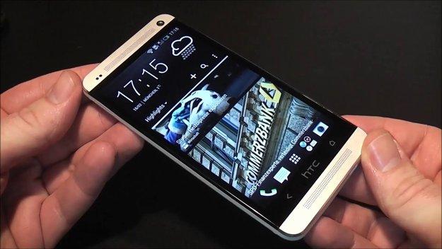 HTC One (M7): Android 5.0 Lollipop mit Sense 6.0 als Custom-ROM zum Download