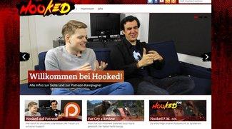 Hooked: Robin und Tom starten ihre eigene Spiele-Seite