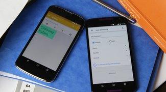Notizen, Aufgaben, Erinnerungen: So organisiert man sich mit Android-Bordmitteln und kostenlosen Apps