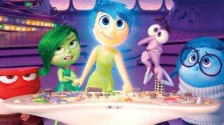 Inside Out - Alles steht Kopf: Zweiter Trailer zum emotionalen Pixar-Film