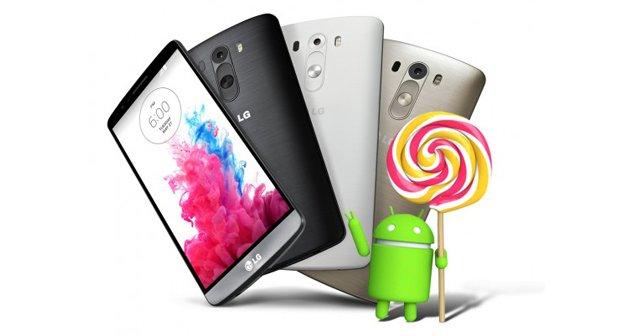 Android 5.0 für das LG G3 ist da: Das sind die Neuerungen