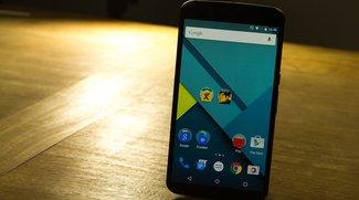 Nexus 6 Test: Mehr als ein riesiges Moto X?
