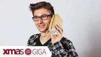 Gewinnt ein Samsung GALAXY Note 3 im GIGA Adventskalender