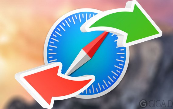 Safari: Apple veröffentlicht Update 8.0.2