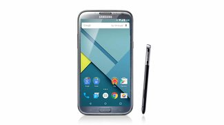 Samsung Finnland: Galaxy Note 2 bekommt Android 5.0 Lollipop
