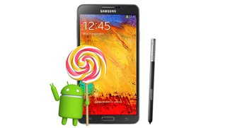 Samsung Galaxy Note 3: Android 5.0-Firmware geleakt (Download)