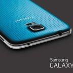 Samsung Galaxy S5: Bilder des High-End-Smartphones