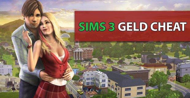 Sims 3 Geld Cheat: So bekommst du viele Simoleons!