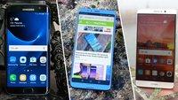 Smartphone-Umfrage: Das denken GIGA-Leser über die perfekte Displaygröße