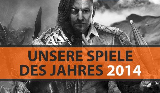Die besten Spiele des Jahres 2014: Favoriten der GAMES-Redaktion