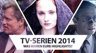 Die besten Serien 2014