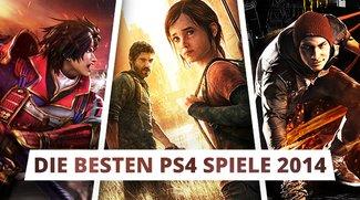 Die besten PS4-Spiele 2014