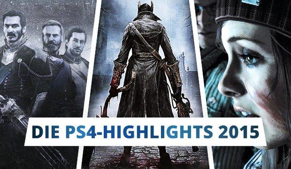 Ps4 Spiele 2015 Diese Highlights Erwarten Euch Giga
