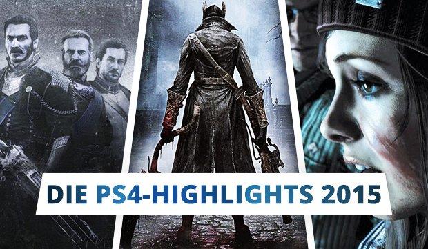 PS4-Spiele 2015: Diese Highlights erwarten euch