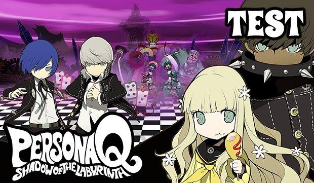 Persona Q - Shadow of the Labyrinth Test: Alles andere als ein billiger Abklatsch
