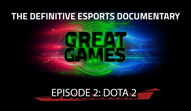Team Razer Great Games: Dota 2 (E-Sport-Dokumentation - Episode 2)