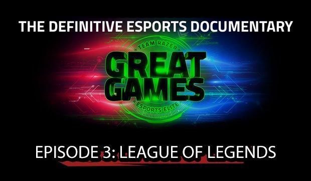 Team Razer Great Games: League of Legends (E-Sport-Dokumentation – Episode 3)