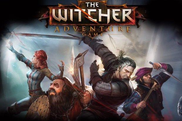 The Witcher Adventure Game - Release des digitalen Brettspiels