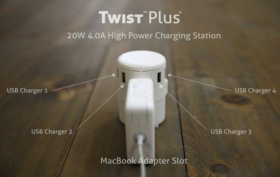 """""""Anschlusswunder"""" Twist liefert Strom in jedem Teil der Erde"""