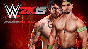 GIGA Gameplay: WWE 2K15 - Time to play the game!
