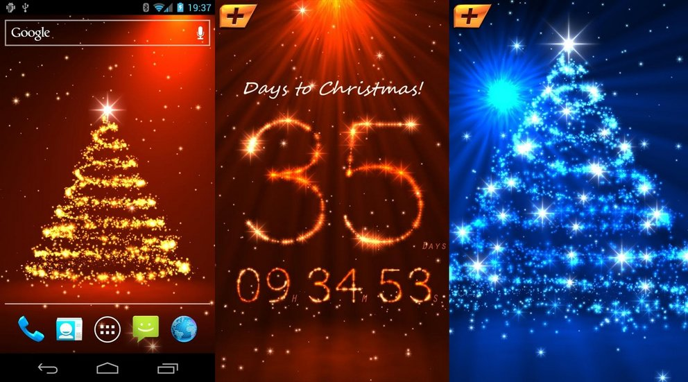 Weihnachts-App Christmas Countdown