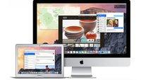 OS X Yosemite: Apple gibt neue Public Beta frei