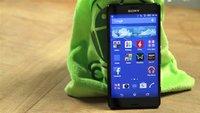 Sony Xperia Z3 Compact im Test: Kompaktes Smartphone – kompakte Leistung?