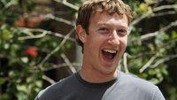 Mark Zuckerberg findet Apple-Geräte überteuert