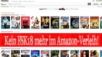 Kein FSK18 mehr bei Amazons Lovefilm!