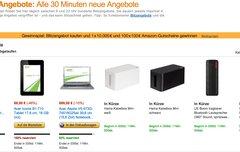 Amazon Last Minute Deals: Die besten Technik-Schnäppchen am Montag – mit Sony Xperia E3, Fitbit Flex und mehr