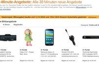 Amazon Last Minute Deals: Die besten Technik-Schnäppchen am Freitag -- mit Sony SmartWatch 3, Samsung Galaxy K Zoom und vielen mehr [Deals]