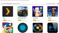 Amazon: 40 Apps und Spiele im Wert von über 175 Euro für kurze Zeit kostenlos – Tetris, Plex & mehr