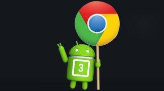 Android-Tipp: Tabs wieder in Chrome anzeigen – so gehts