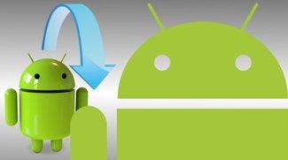 Android-Apps downgraden auf ältere Versionen mit AppDowner (Root erforderlich)
