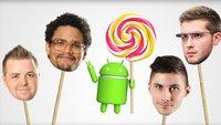 Android-Jahr 2014: Die Highlights der GIGA ANDROID-Redaktion