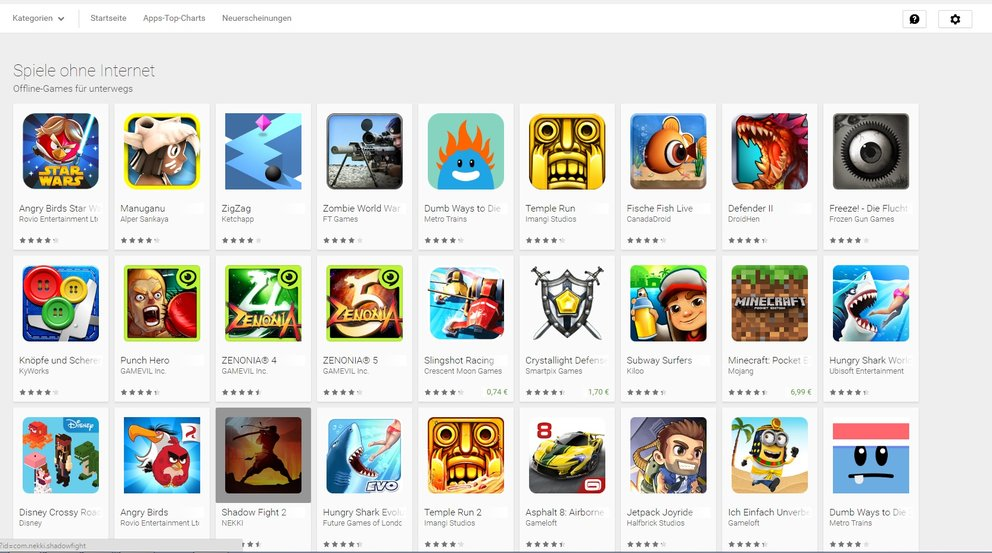 Gute Spiele FГјr Android