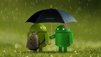Regenradar für Android: Die besten Apps für den Niederschlag