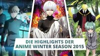 Nippon Nation: Die Highlights der Anime Winter Season 2015