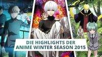 Nippon Nation: Die Highlights der Anime Winter Season 2015