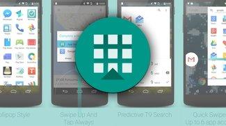 App Swap: App-Drawer-Alternative mit Gestensteuerung und T9-Tastatur