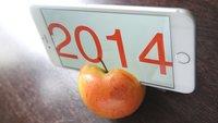 Das Apple-Jahr 2014 in 15 Bildern