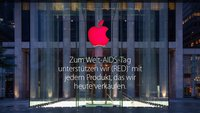 "Apples ""(Product) RED""-Kampagne brachte über 20 Millionen US-Dollar ein"