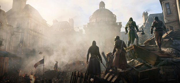 Assassin's Creed Unity: Patchnotes und erneute Probleme mit Patch 4 *Update*