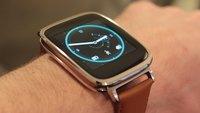 ASUS ZenWatch: Smartwatch bei Amazon und Co. erhältlich [Update]