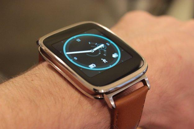 ASUS ZenWatch: Schicke Android Wear-Smartwatch ab sofort im Play Store erhältlich