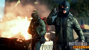 Battlefield Hardline: Actiongeladener Multiplayer-Trailer
